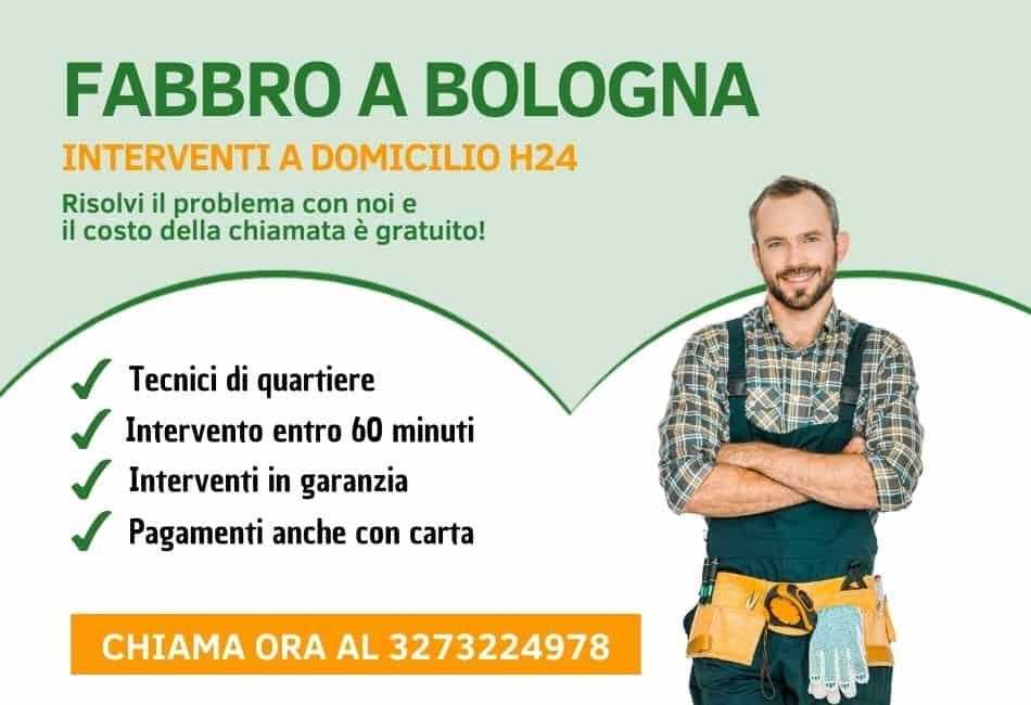 Fabbro a Bologna h24